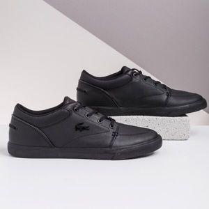 ✨EUC! Lacoste   Bayliss 120 Leather Sneaker 👟
